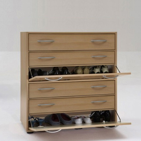 Make A Diy Shoe Storage Cabinet Organiser Part 23