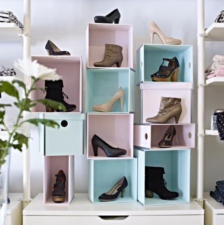 home dzine home diy 25 shoe storage ideas