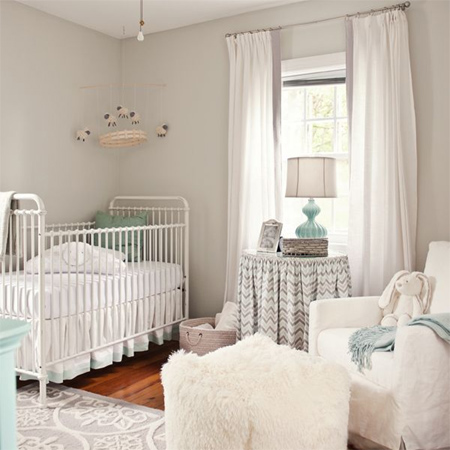 Decorate A Gender Neutral Nursery With Lamb Or Sheep Theme Decor