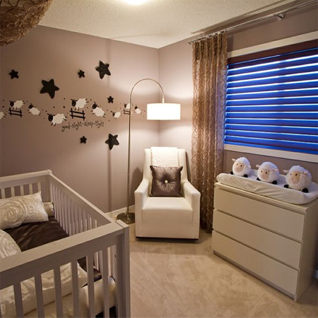 Home Dzine Bedrooms Decorate A Gender Neutral Nursery