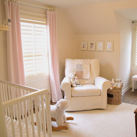 Decorate A Gender Neutral Nursery With Lamb Or Sheep Theme