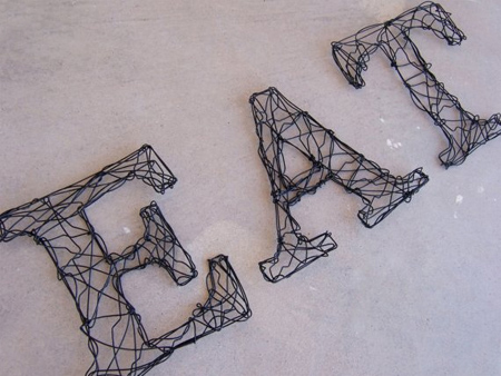 Crafty Ideas To Use Wire For Home Decor Projects