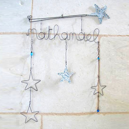 Crafty Ideas To Use Wire For Home Decor Projects Name For Childrens Bedroom Wire Wall Art