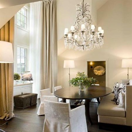 Home Dzine Home Decor Decorate A Double Volume Space