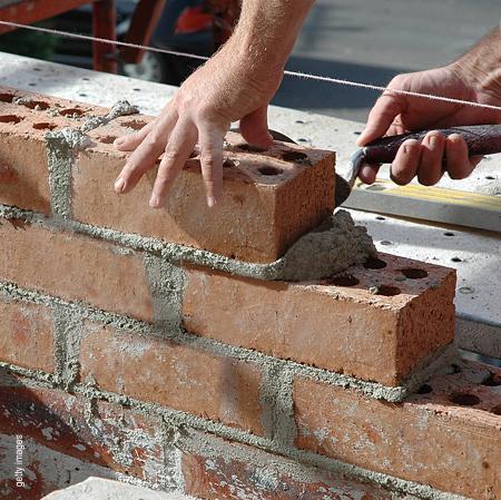 Home dzine home diy basic bricklaying skills basic bricklaying skills solutioingenieria Images