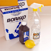 Make your own eco-friendly home cleaning products