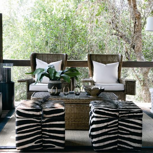 African Decorating The: Modern African Interior Design