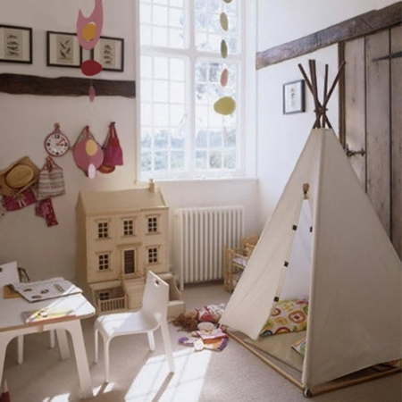 Play Tents Are Popping Up Everywhere   In The Garden, On The Patio, And  Definitely In A Childrenu0027s Bedroom. They Are Easy And Affordable To Make  And ...