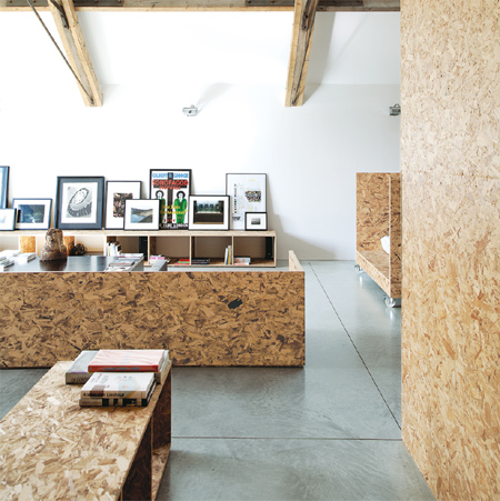 Nice Decor And Furniture Using OSB   Oriented Strand Board PG Bison