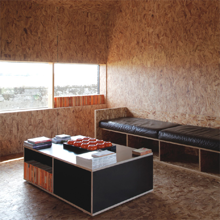 Home dzine home decor decor and furniture using osb oriented strand board for What size osb for exterior walls
