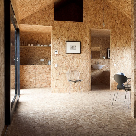 Home Dzine Home Decor Decor And Furniture Using Osb Oriented Strand Board