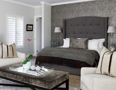 Home dzine home decor a feel for local interior design for South african bedroom designs
