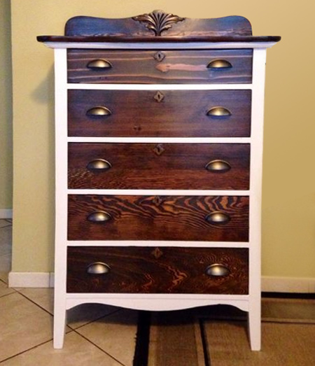 home dzine home diy restore antique or vintage chest of drawers. Black Bedroom Furniture Sets. Home Design Ideas
