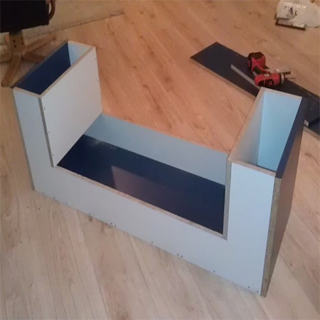 Lovely Concrete Is An Inexpensive Way To Make A Variety Of Projects, But Itu0027s Also  The Ideal Material To Use For Making A Garden Bench That Not Only Offers A  ...