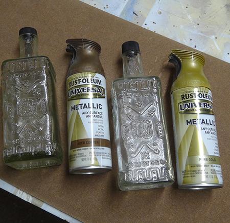Titanium Silver Spray Paint