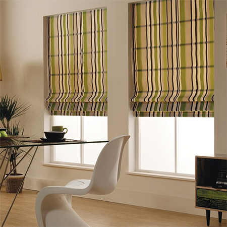 Home Dzine Home Decor Easy Way To Make A Roman Blind