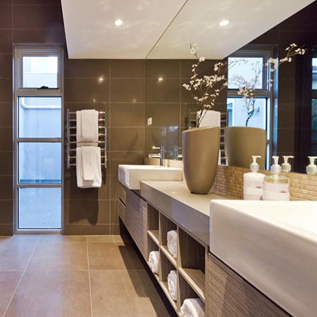 Home Dzine Bathrooms Keep Your Bathroom Warm And Cosy