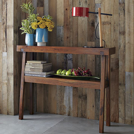 Diy Ideas For Console Table For Entrance Or Hallway