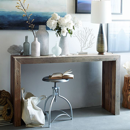 diy ideas to make console table