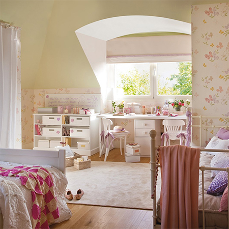 Study Desk Area E Ideas For Childrens Kids Bedrooms