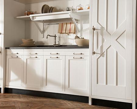 Home dzine kitchen shaker style easy option for diy kitchens diy shaker kitchen solutioingenieria Images