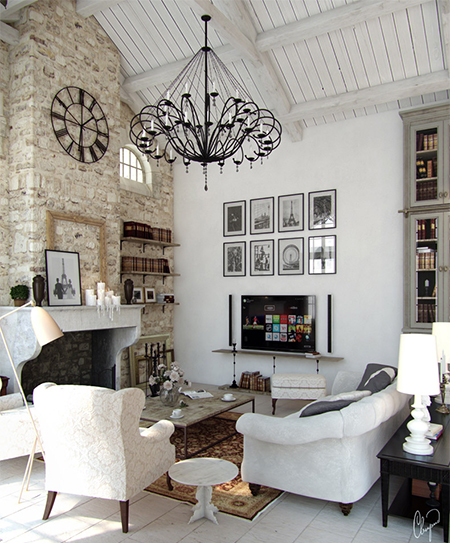 Home Dzine Home Decor Decorate A Home With A Touch Of