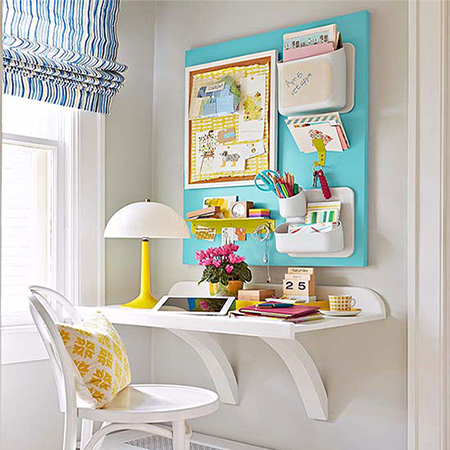 Home Dzine Home Office Easy Diy Ideas For A Home Office