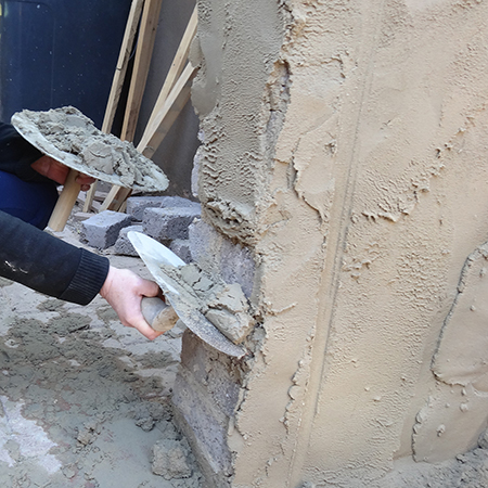 HOME DZINE Home DIY | How difficult is DIY plastering?