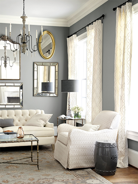 How To Hang Curtains Or Drapes