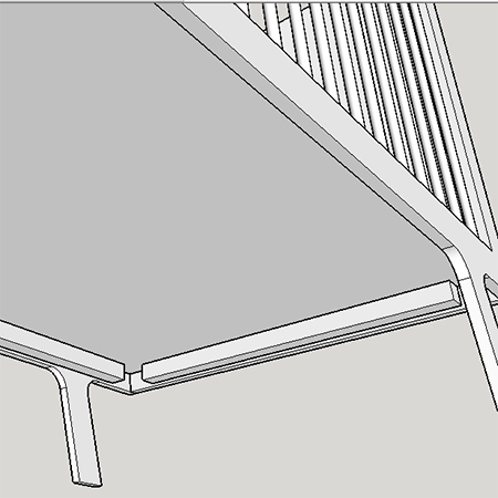 DIY for how to make a crib or cot