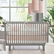 DIY designer cot or crib
