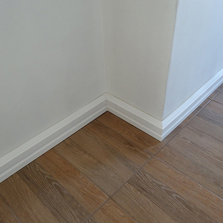 how to fit install over skirtings to replace skirting boards