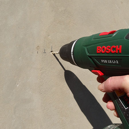 how to make custom house number plaque bosch psb combi drill