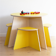 Practical idea for modern children's furniture