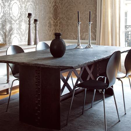Home dzine home decor ideas for a casual dining table for Casual dining table decor