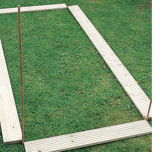 Make a simple raised garden bed