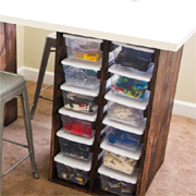 Lego or toy storage units