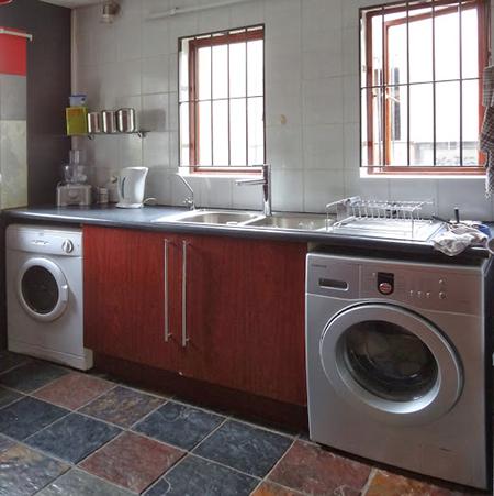 HOME DZINE Kitchen DIY How To Tile Kitchen Walls