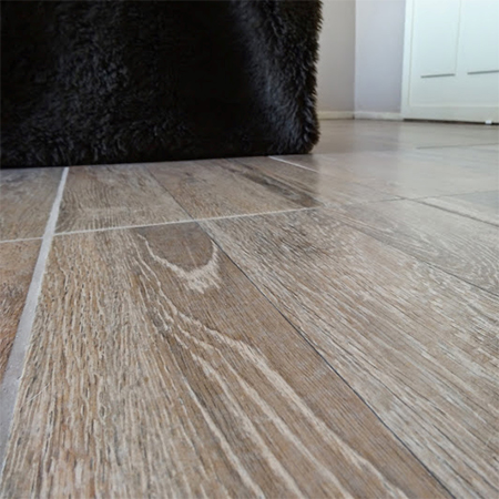 tile africa wood-look tiles imprinted with wood grain design