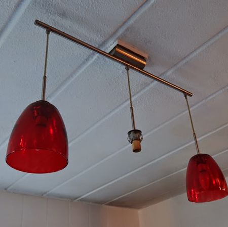 Home dzine craft ideas recycling plastic bottles into for How to make lamp shades using plastics