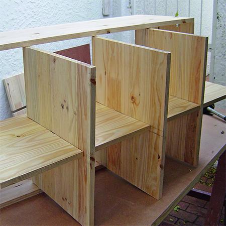 DIY Storage Unit For Childrenu0027s Bedroom