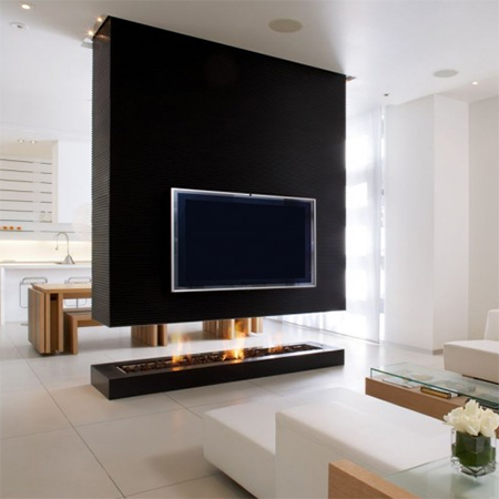 Home Dzine Home Decor Modern Solutions For Dividing Open Space