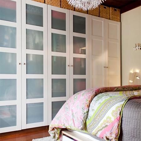 Home Dzine Bedrooms Revamp Built In Bedroom Cupboard Or
