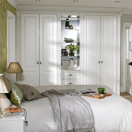 Home Dzine Bedrooms Revamp Built In Bedroom Cupboard Or