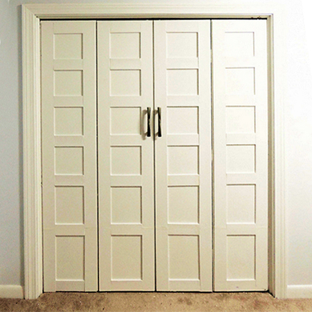 add moulding to built in cupboard or closet doors  sc 1 st  Home-Dzine : doors cupboard - pezcame.com
