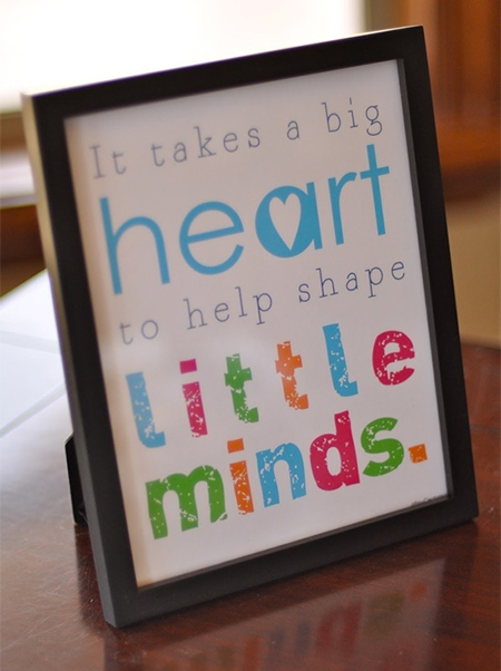 Adorable Quick And Easy Teacher Reciation Gift Ideas