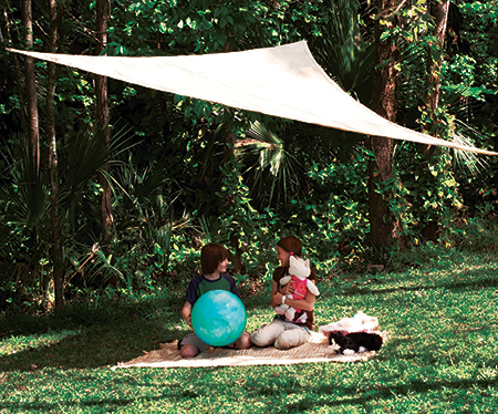 shade sails from blinds direct