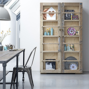 Recycled items for kitchens