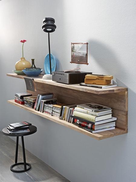 diy wall mounted shelf unit using biscuits or kreg pockethole jig