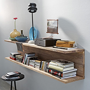 How to make a DIY shelf unit